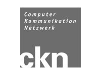 ckn Computer Netzwerk Kommunikation Pixelschilder