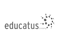 Educatus GmbH Pixelschilder Visitenkarten Flyer