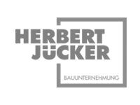Herbert Jücker Bauunternehmung Social Media Pixelschilder