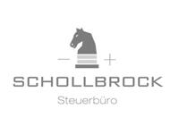 Schollbrock Steuerbüro Steuerberater Pixelschilder Website