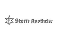 Stern Apotheke Münster Medikamente Rezept Pixelschilder Flyer
