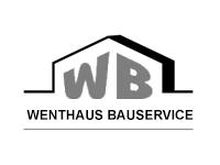 Wenthaus Bauservice Pixelschilder