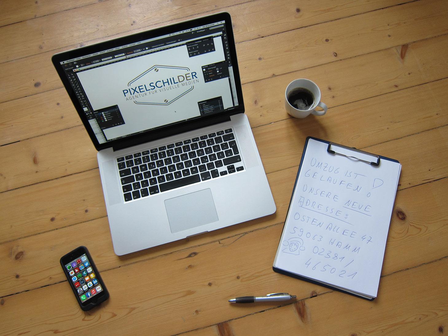 Angebot Webdesign Hamm