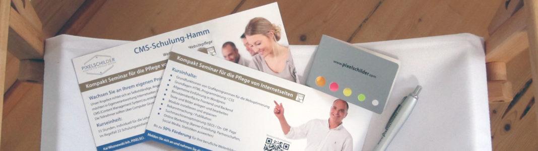 Werbemittel Hamm